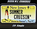 CD cover for SUMMER CRUISIN' CDr single summer 2008